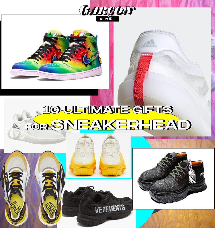 10 Ultimate Gifts for Sneakerhead