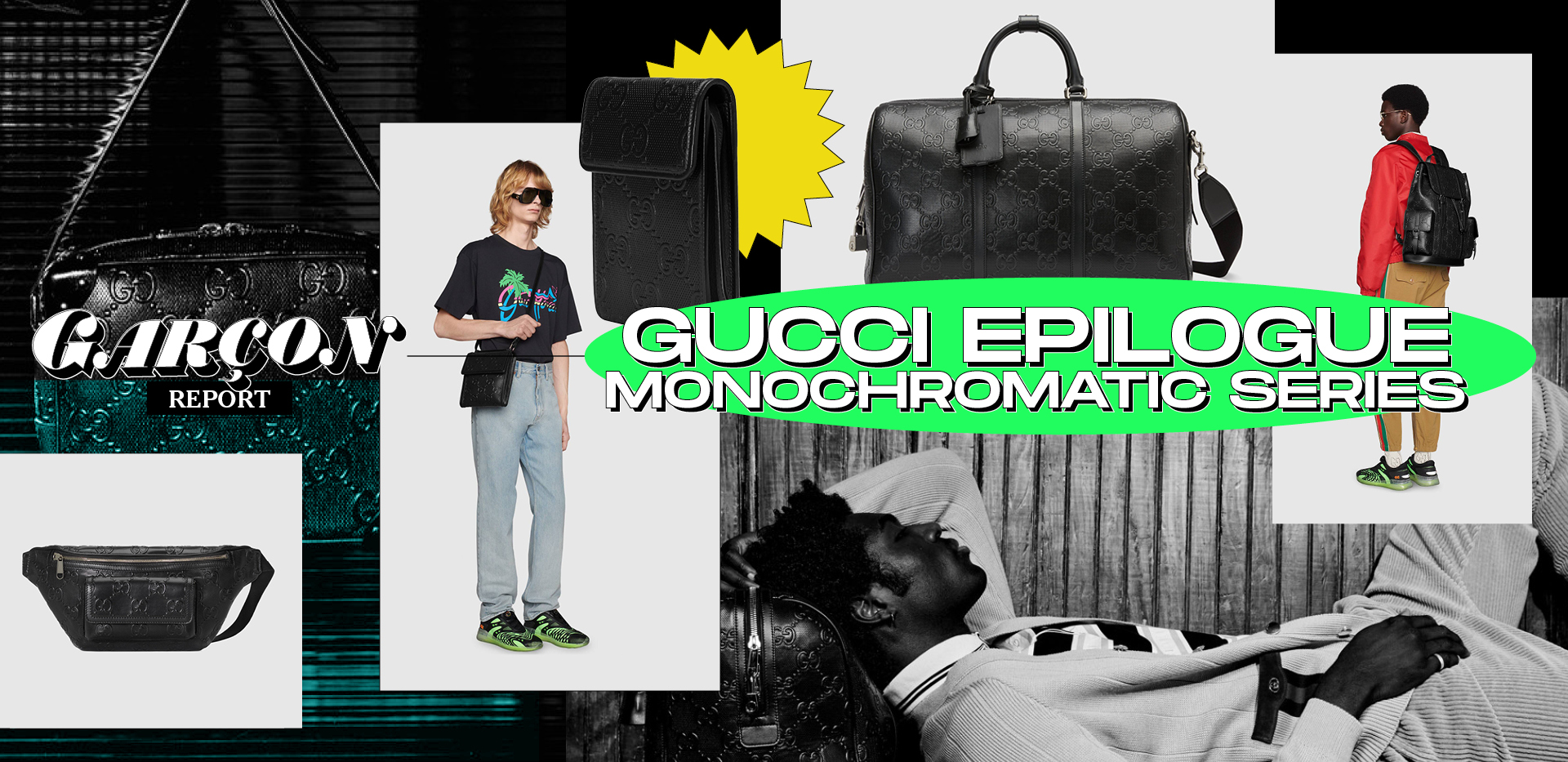 Gucci Epilogue – Monochromatic Series