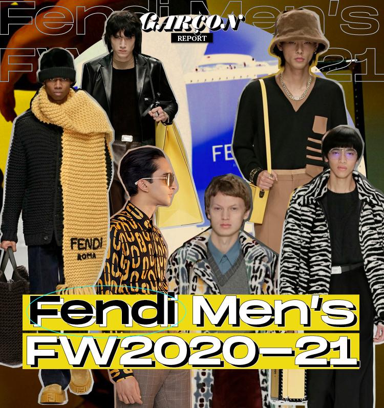 Fendi Men's FW2020-21