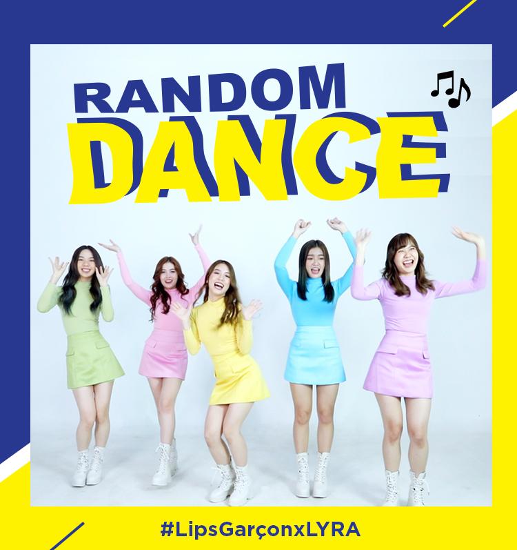 #RandomDanceChallenge with LYRA