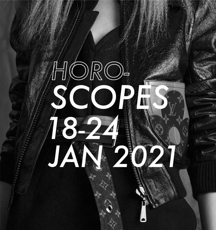 LIPS Horoscopes 18 – 24 JANUARY 2021