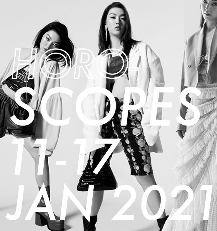 LIPS Horoscopes 11 – 17 JANUARY 2021
