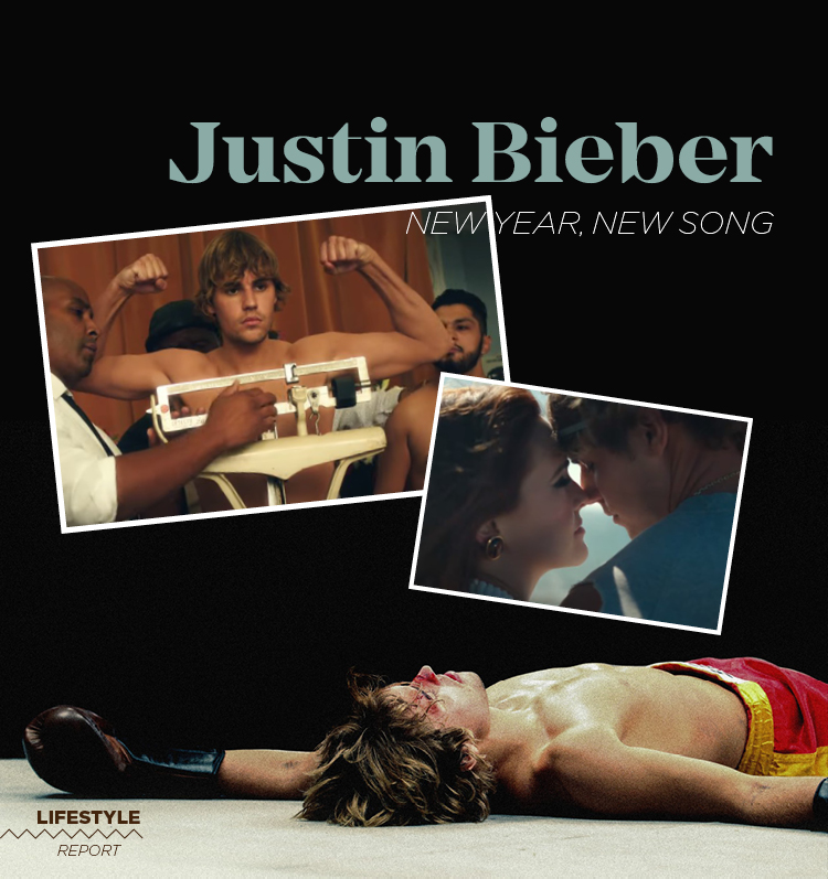 Justin Bieber New Year, New Song