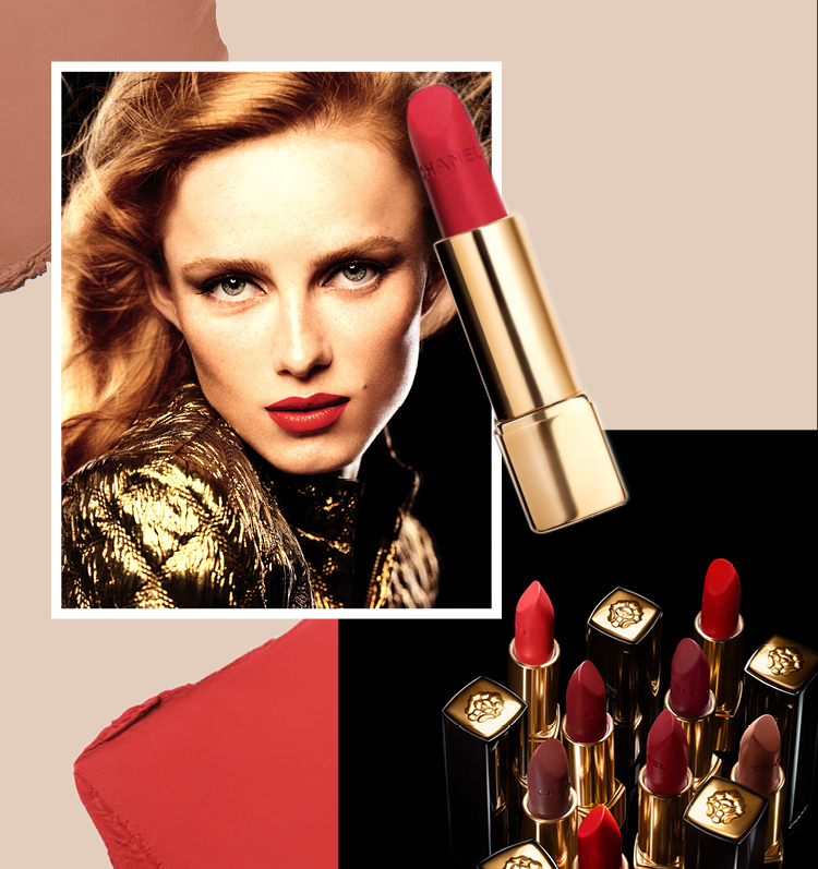 Rouge Allure Velvet Le Lion De CHANEL