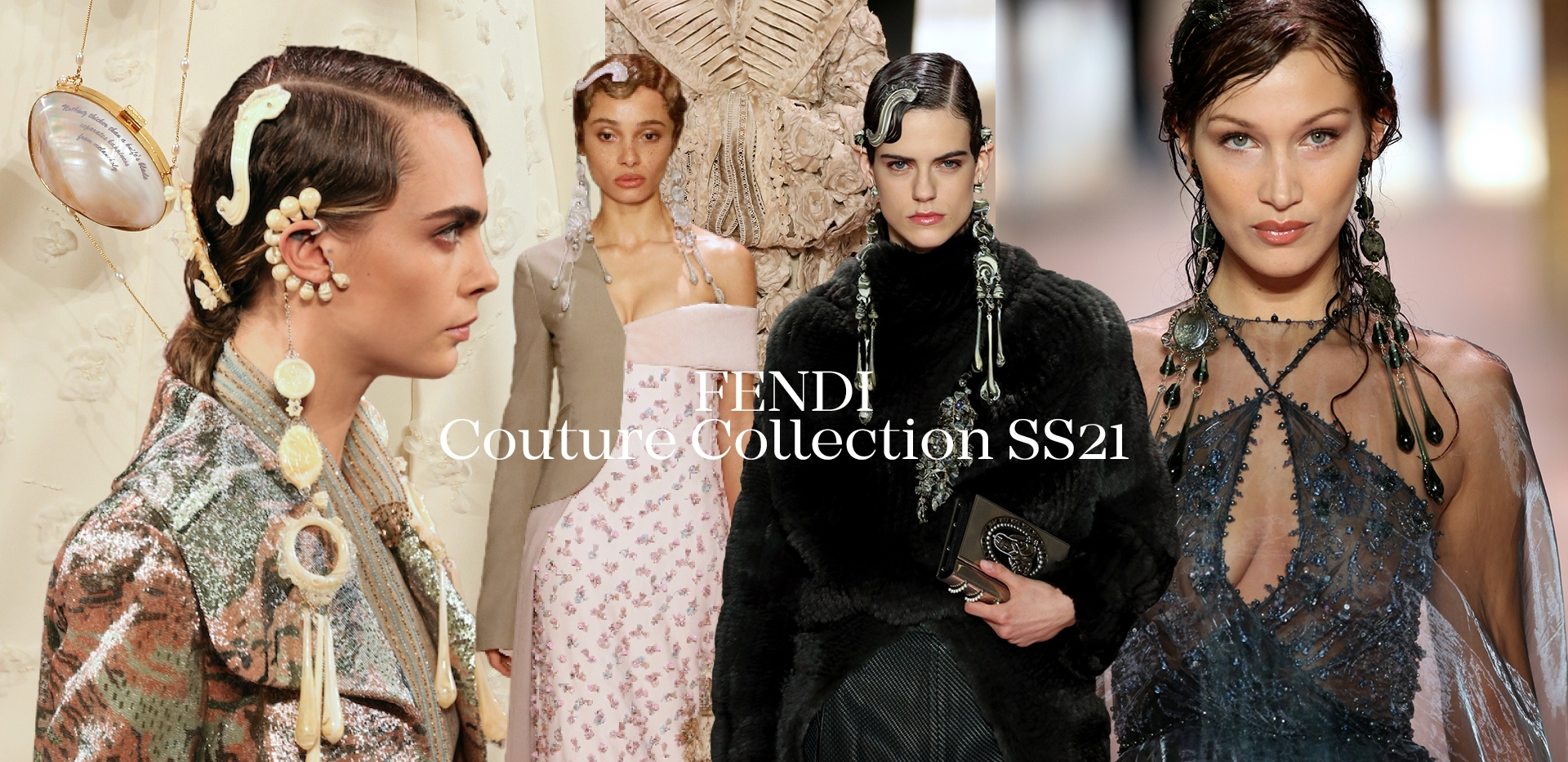 FENDI Couture Collection SS21