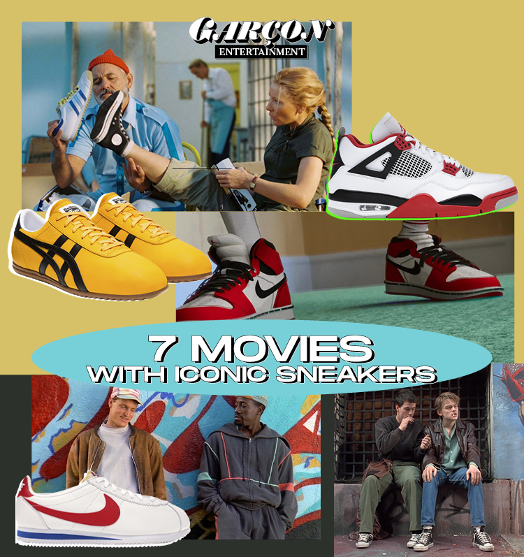 7 Movies with Iconic Sneakers