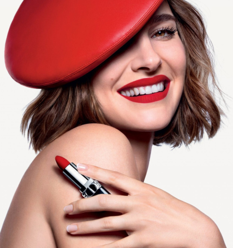 Beauty Rules for Red Lips
