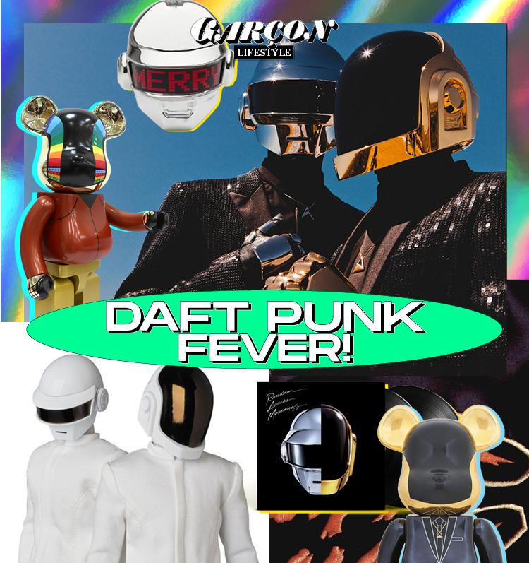 Daft Punk Fever!