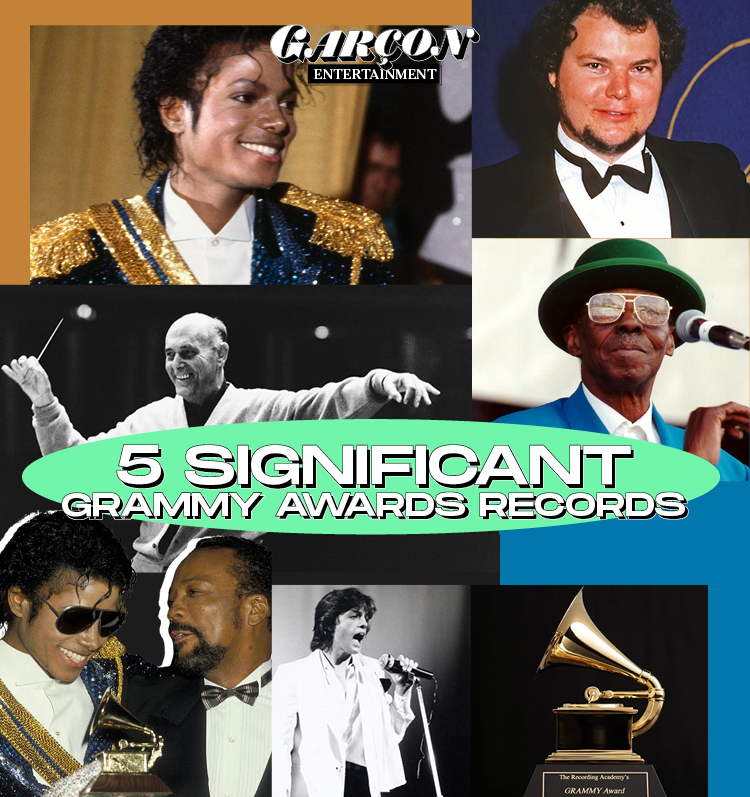 5 Significant GRAMMY Awards Records