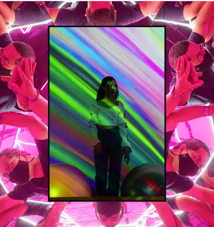 ชวนเที่ยวนิทรรศการแห่งแสง สี และเลเซอร์ House of illumination : Think like Da Vinci