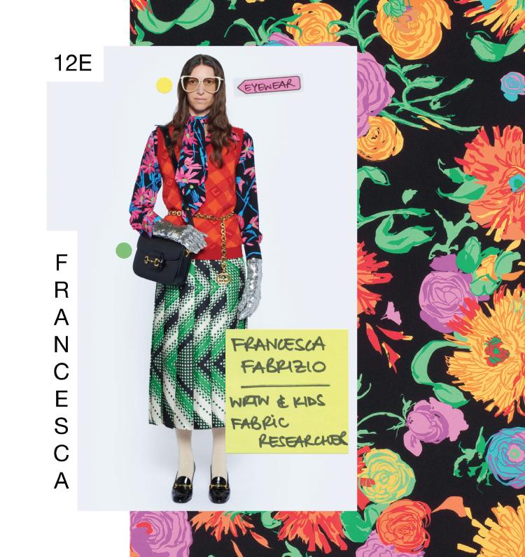 'The Gardener of Fashion' GUCCI Epilogue : KEN SCOTT