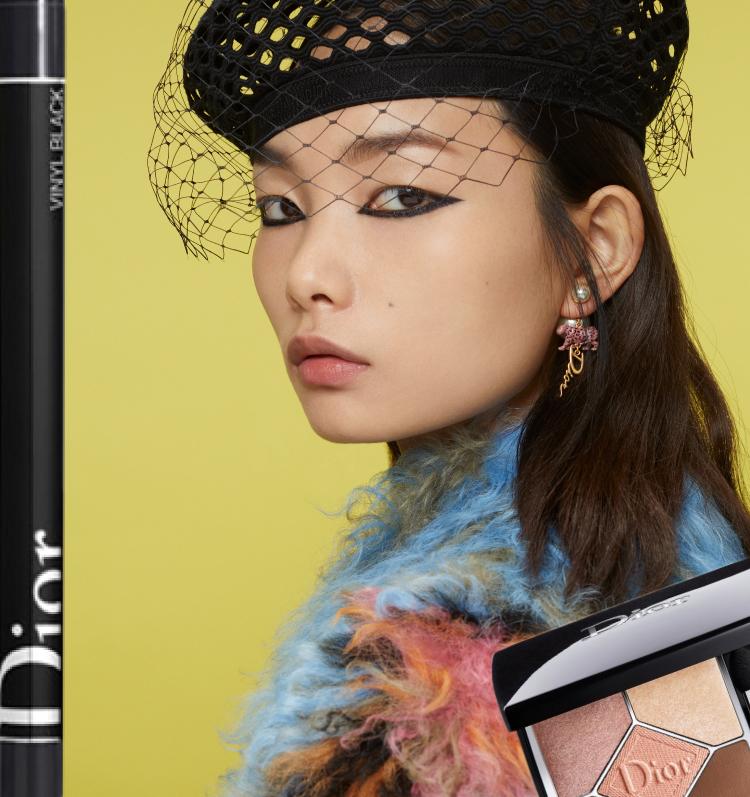 เปิดเมคอัพสะกดทุกสายตา Dior Fall 2021