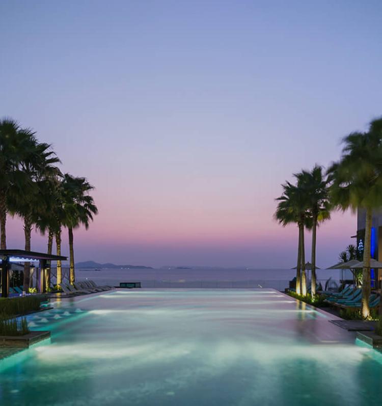 เติมความสุขที่ Cape Dara Resort Pattaya