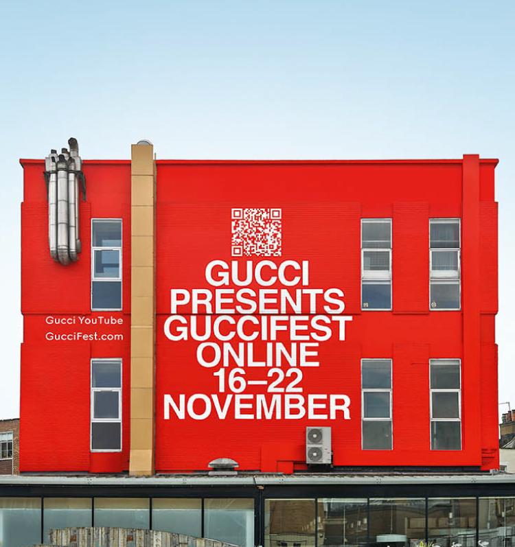 Gucci Ouverture ฉีกกฎการนำเสนอเสื้อผ้าผ่านมินิซีรีส์ 7 ตอน