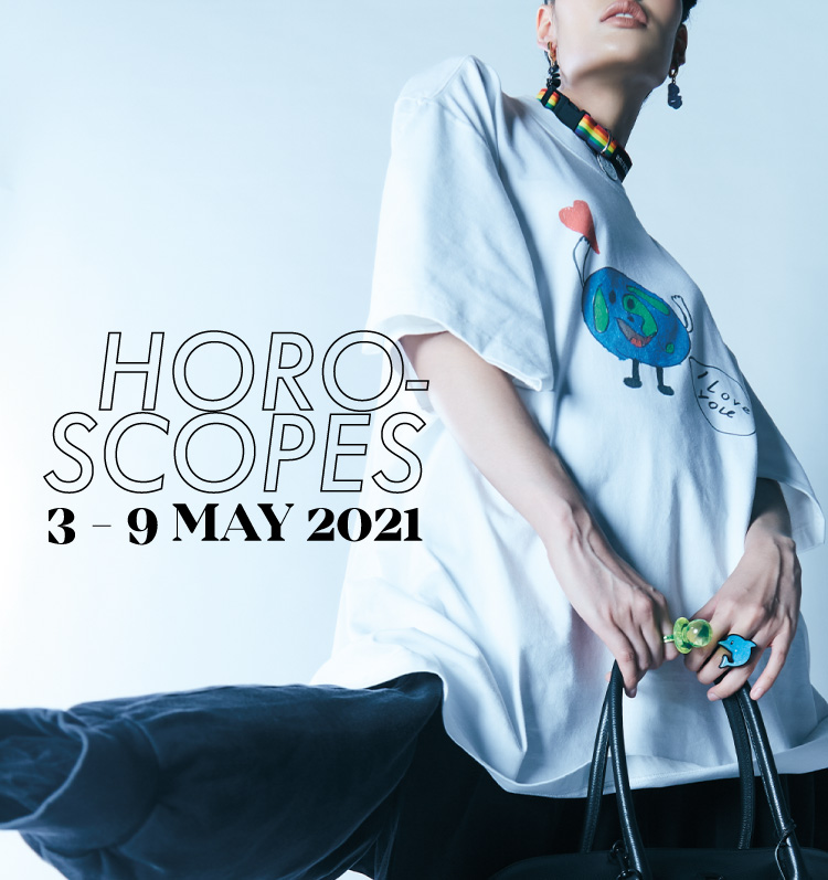 LIPS Horoscopes 3-9 MAY 2021
