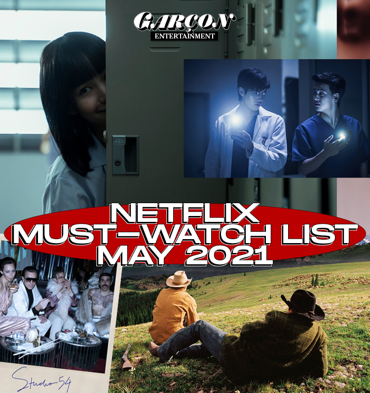 Netflix Must-watch List – May 2021