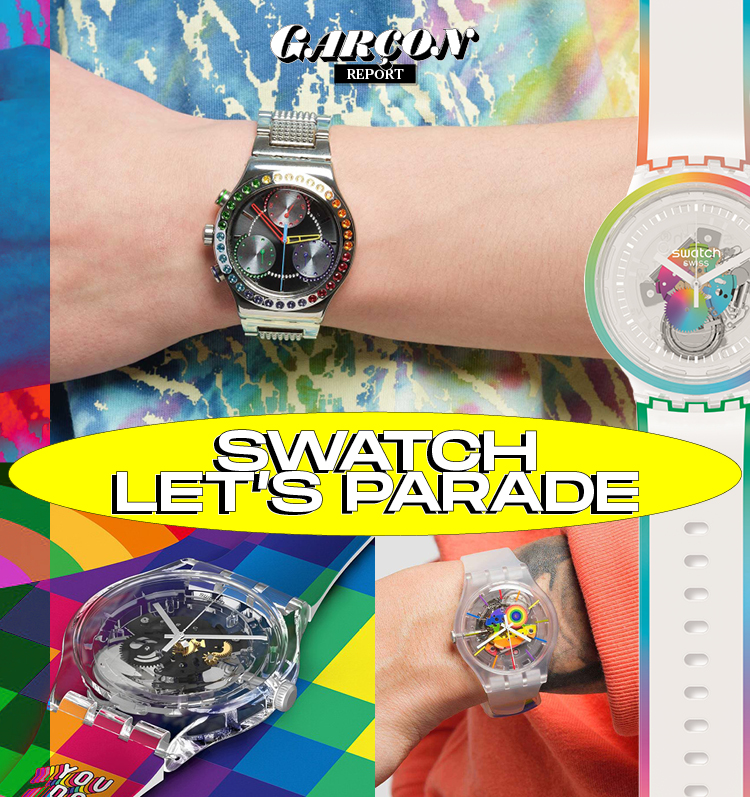 Swatch – Let's Parade