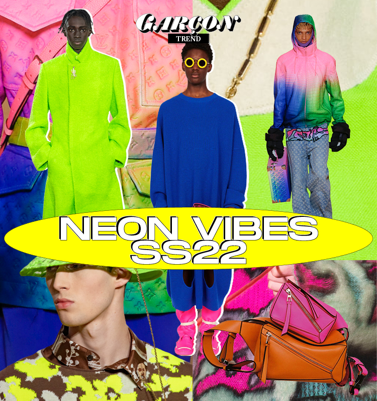 Neon Vibes – SS22
