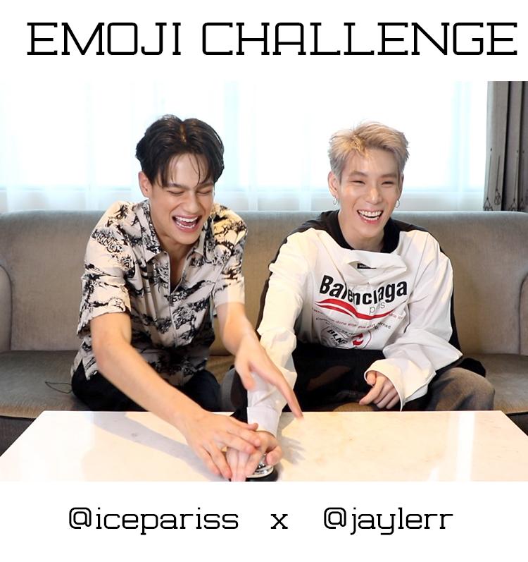 Lips Garçon Challenge : JAYLERRxICEPARIS