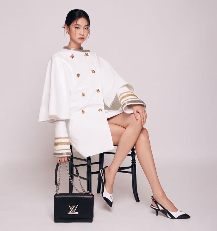 Louis Vuitton ดึงนางเอกหน้าเก๋ Jung Ho-yeon จาก Squid Game ขึ้นแท่นเป็น Global Ambassador